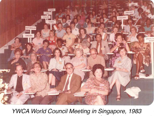 1983 world council in singapore